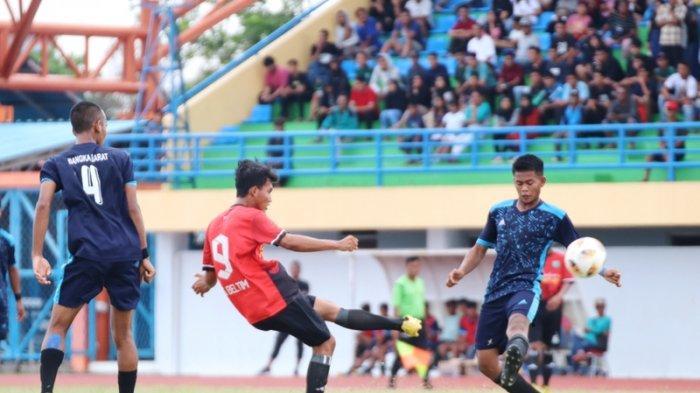 Final Soeratin Bangka Belitung 2019, PS Beltim vs KOP Belitung Hari Ini Pukul 14.30