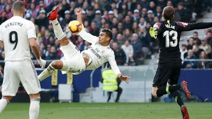 LINK LIVE Streaming RCTI Ajax Vs Real Madrid - Los Blancos Sedang Top Performa