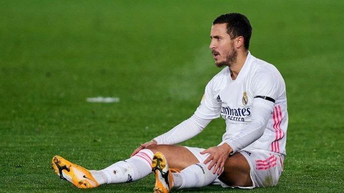 Real Madrid Kalah di Piala Super Spanyol, Hazard Jadi Sasaran Bully, Paling Brutal Tidur di Kulkas