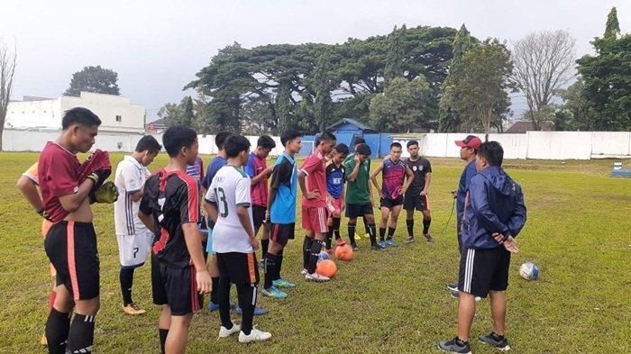 Hadapi Juara Grup C, KOP Soccer School U-17 Belitung Akan Turun Full Team