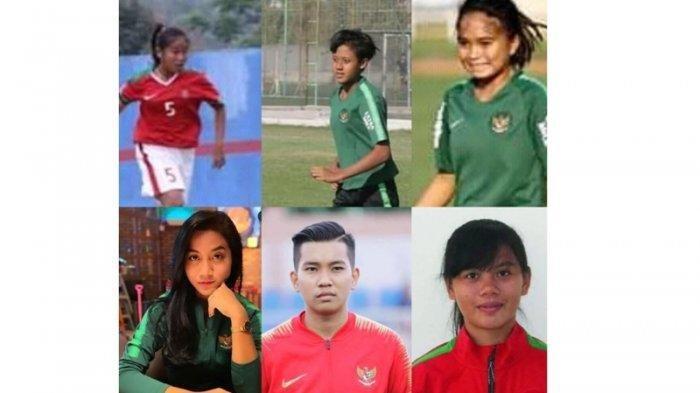 6 Pesepak Bola Wanita Asal Belitung Dipanggil Perkuat Timnas Putri Untuk Sea Games