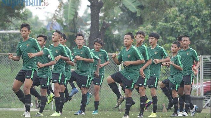 Jadwal Kualifikasi Piala Asia U-16 2020, Ini Lawan-lawan Timnas U-16 Indonesia