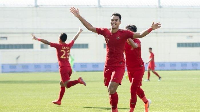 Muhammad Rafli Mulai Bersinar Bersama Timnas U-23 Indonesia
