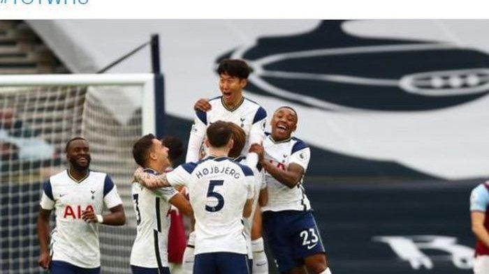 Hasil Tottenham Vs West Ham, Gareth Bale Catat Sejarah Aneh, Tottenham Hancur Lebur dalam 13 Menit