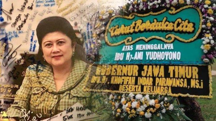 Sederet Fakta Baru Pemakaman Ani Yudhoyono, Pemulangan Jenazah Dipercepat Hingga Lokasi Pemakaman