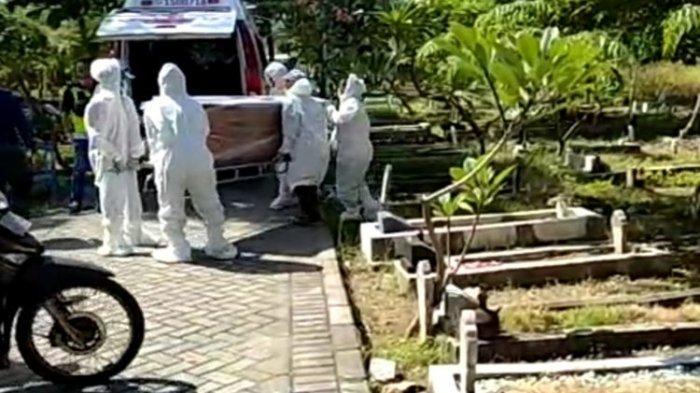 Satu Lagi Pasien dengan Status Positif Covid-19 Belitung Wafat, Almarhum Sempat Dirawat 7 Hari