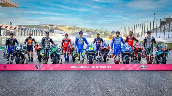 Klasemen Akhir MotoGP 2020: Daftar Juara Dunia Konstruktur Hingga Rookie Terbaik