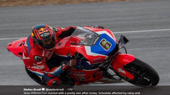 Honda 'Selundupkan' Motornya di Tes World Superbike Demi Gelar MotoGP, Ini Pengendaranya
