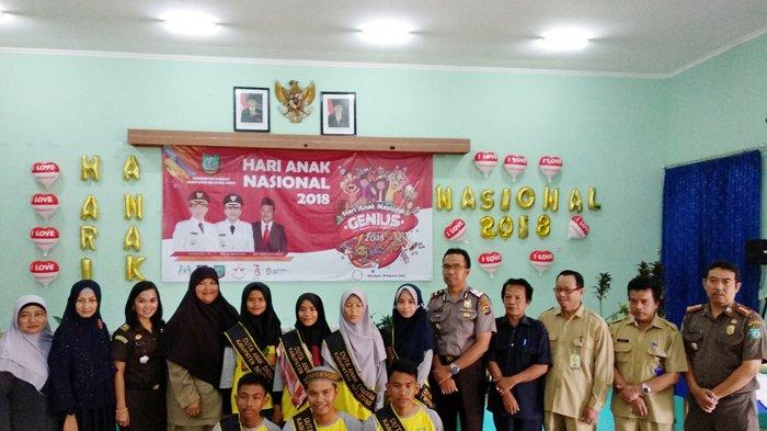 Peringatan Hari Anak Nasional di Beltim Usung Tema Anak Indonesia Anak Genius