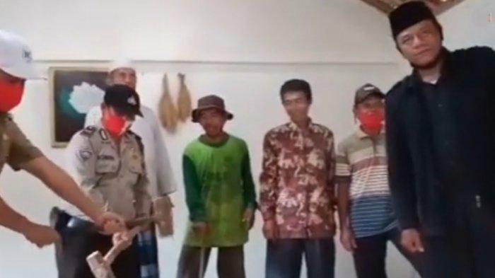 Pentolannya Akui Keliru, Aliran Sesat di Lampung Tengah ini Lakukan Ritual Pakai Kuburan Kosong