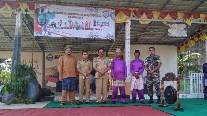 Festival De Senjoebok II Belitung Timur Diharapkan Dongkrak Seni dan Budaya Asli Daerah