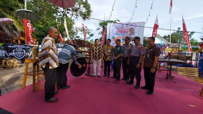 Manggar Festival 2020 Dibuka, Gaungkan Lagi Jajanan Tradisional