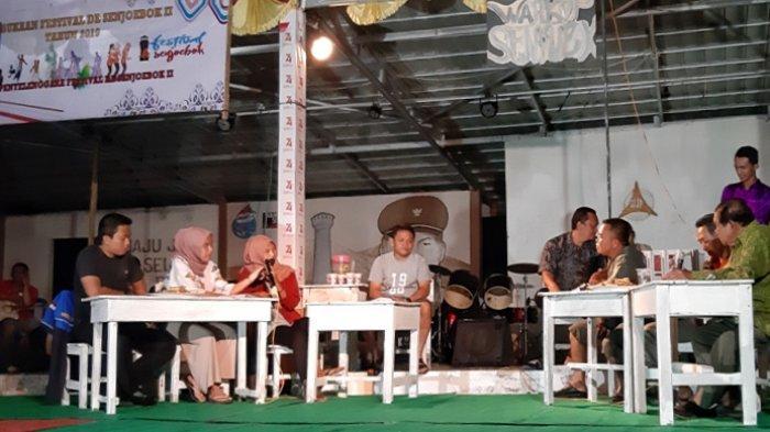 Toonel HIKAJAT SENJOEBOK Akan Dipentaskan dalam Festival De Senjoebok