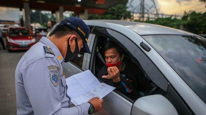 Pemprov DKI Jakarta Resmi Cabut Surat Izin Keluar Masuk, Perberlakuan PSBB Tetap Diperpanjang
