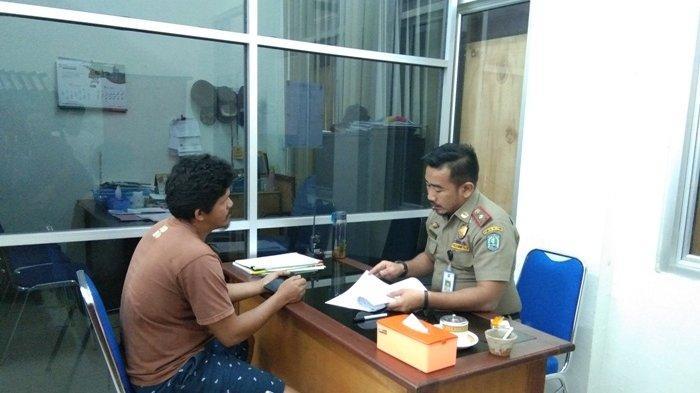 Amankan Tiga Jerigen Tuak, Satpol PP Belitung Panggil Pemilik Warung, Buru Distributor Miras