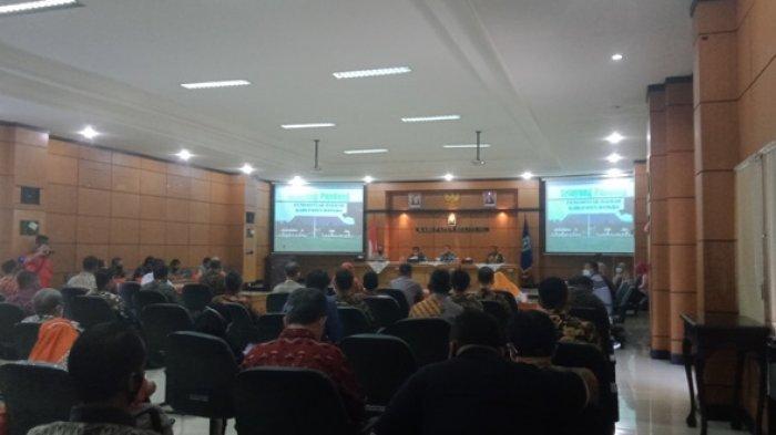 Pemerintah Kabupaten Bangka Belajar KEK Pariwisata di Belitung