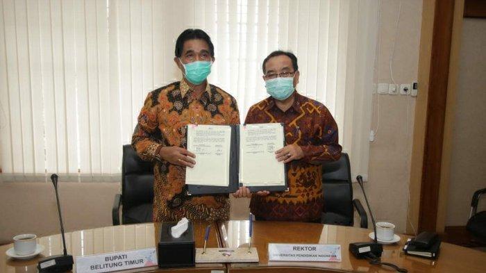 Pemkab dan KONI Beltim Teken Kerja Sama dengan UPI Bandung - pemkab-bellltim-2909.jpg