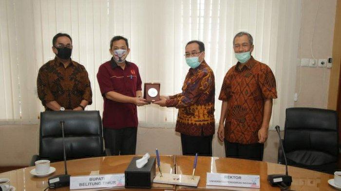 Pemkab dan KONI Beltim Teken Kerja Sama dengan UPI Bandung - pemkkaab-beltim-2109.jpg