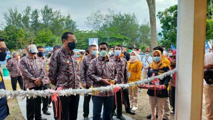 Belitung Expo 2021 Upaya Gairahkan Pelaku UMKM
