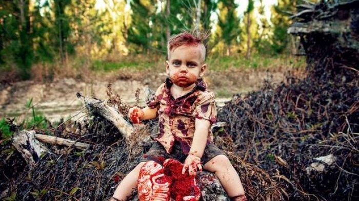 Unggah Foto Bayi Sendiri Begini Sang Ibu Menuai Kecaman, Faktanya Seperti Ini
