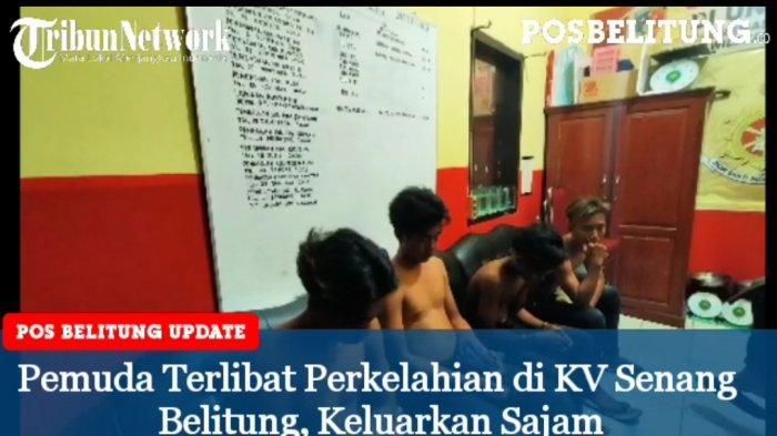 BREAKINGNEWS Satreskrim Polres Belitung Gelar Rekontruksi Kasus Pembunuhan di Tanjung Binga