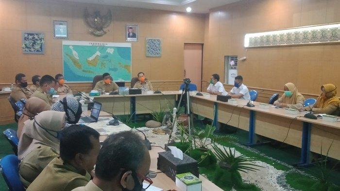 BPJS Kesehatan dan Bupati Belitung Tandatangani Addendum