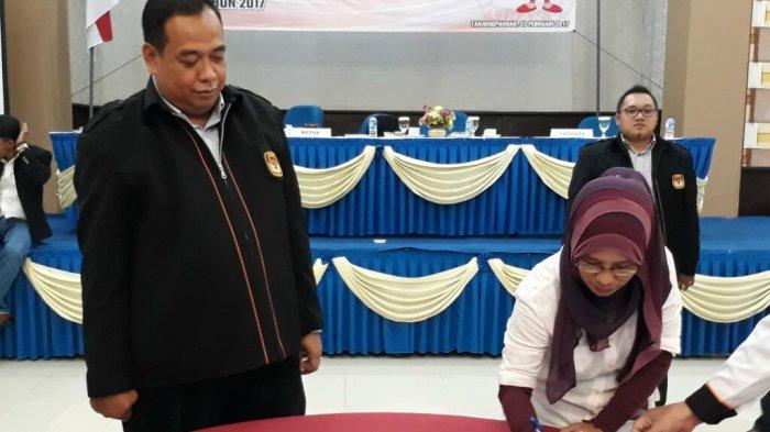 Tingkat Partisipasi Pemilih di Belitung Urutan Kedua se-Babel