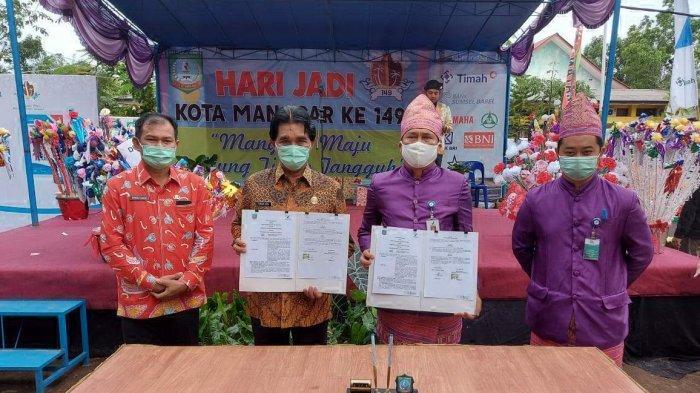 Bupati Ajak Masyarakat Majukan Belitung Timur dan Giatkan UMKM untuk Tingkatkan Perekonomian - penandatanganan-kerja-sama-antara-pemkab-beltim-dengan-loka-pengawas-obat.jpg