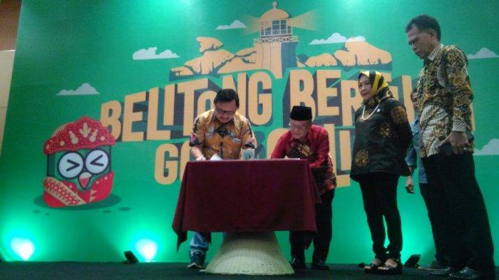 Tokopedia Luncurkan Laman Khusus Produk UMKM Belitung