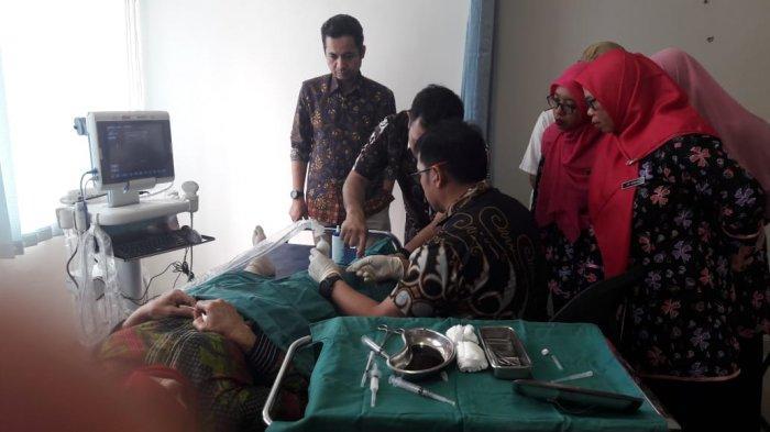 RSUD Marsidi Judono Tanjungpandan Buka Layanan Pain Clinic, Siapkan Dokter Spesialis