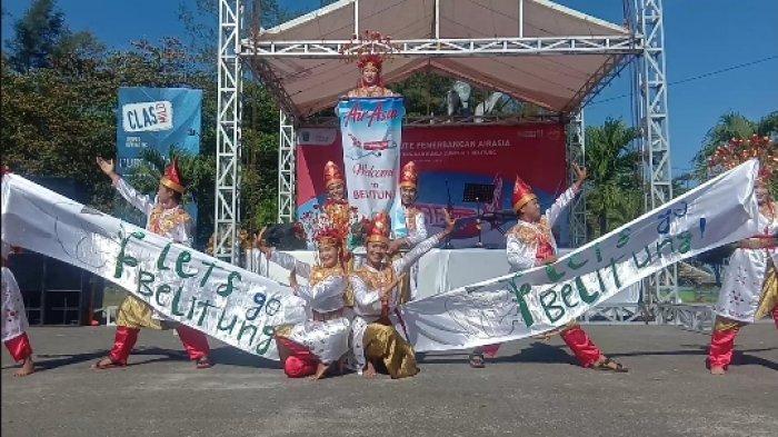 Air Asia Belitung-Kuala Lumpur Membuka Potensi Wisatawan Mancanegara, Sanem Harap Ada Rute ke Bali