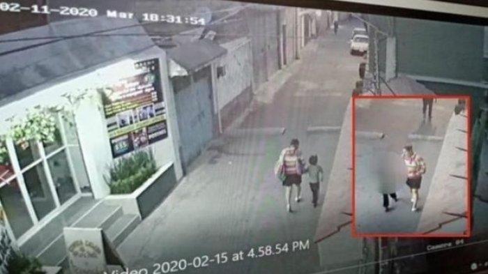 Bocah 7 Tahun Ini Telat Dijemput 20 Menit, Diculik dan Ditemukan Jadi Mayat dalam Kantong Plastik