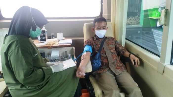 Hotel Max One Gelar Bakti Sosial Donor Darah, Tiga Jam Terkumpul 13 Kantong