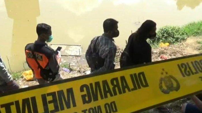 Warga Gempar! Temukan Jasad Bayi Terbungkus Kantong Plastik Mengapung di Sungai Madiun