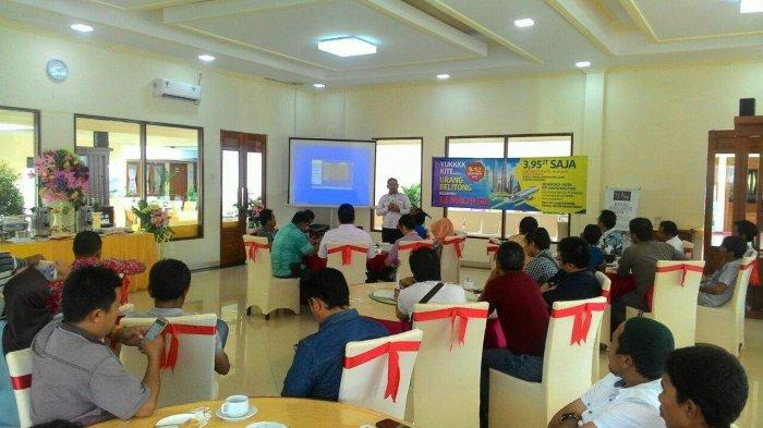 Penerbangan Langsung Belitung-Malaysia, Rp 3,95 Juta Wisata ke Malaysia