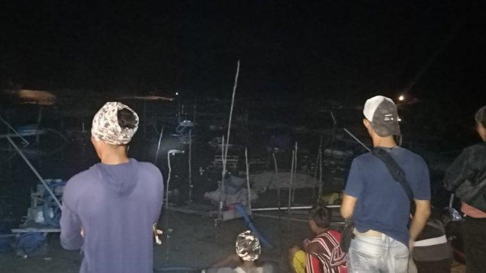 13 Penambang Digelandang ke Kantor Polisi, Aktifitas Tambang di Hutan Lindung Pantai Dihentikan