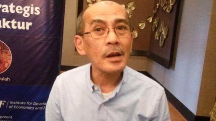 Faisal Basri Beberkan Soal Ekspor Timah Ilegal Banyak Oknum Terlibat