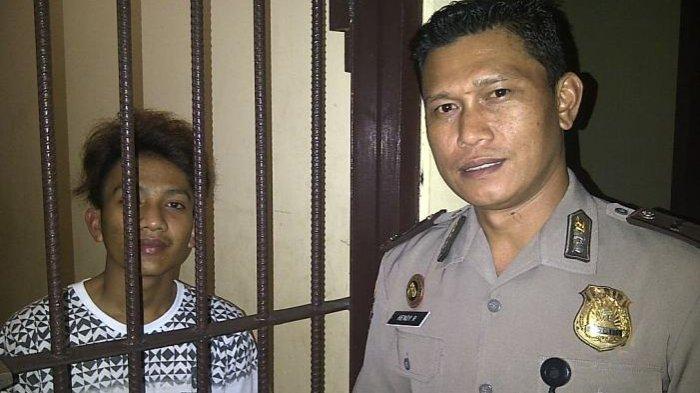 Remaja Ini Ditahan Polisi Usai Dilaporkan Korban Lakukan Penganiayaan