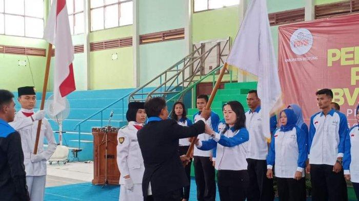 Jabat Ketua Pengkab PBVSI Belitung, Vina Cristyn Ferani Fokus Tiga Poin untuk Lolos Pro Liga