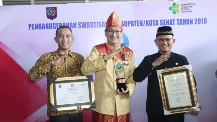 Wabup Belitung Sebut Penghargaan Hanya Legitimasi, Intinya Masyarakat Ikut Merasakan
