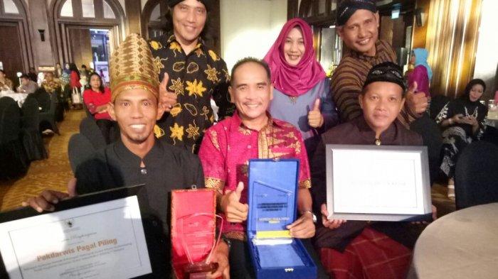 Homestay dan Pokdarwis Belitung Juara III Wonderful Indonesia Tourism Awards 2017