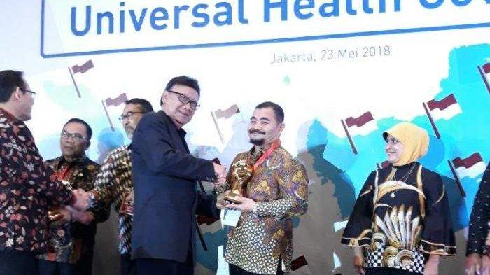 Belitung Sabet Penghargaan Dari Presiden