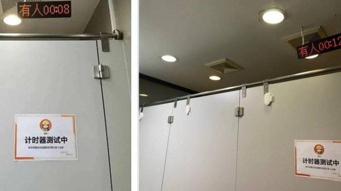 Toilet Karyawan Dipasangi Penghitung Waktu, Perusahaan Dikritik Warganet