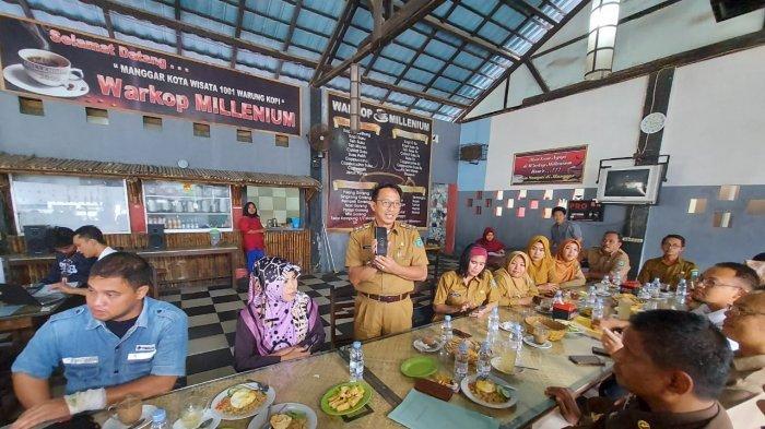Asyik Nih! Di Manggar Belitung Timur, Anda Bisa Bayar dan Lapor SPT Pajak Sambil Ngopi