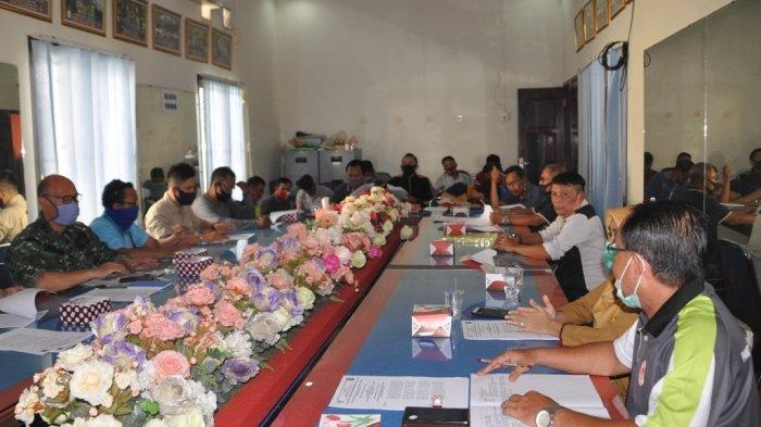 KONI Belitung Timur Kucurkan Dana Rp 260 Juta untuk Pengkab, Masing-Masing Dapat Rp 10 Juta