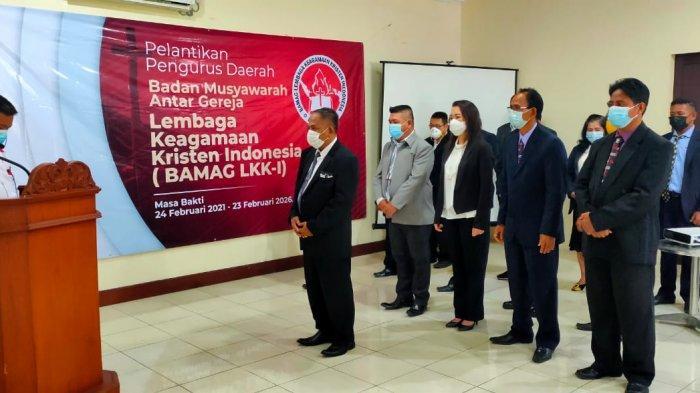 Bamag LKKI Belitung Resmi Terbentuk, Hadir Sebagai Mitra Pemerintah Daerah