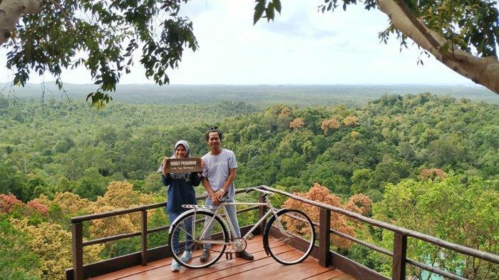 Cegah Penyebaran Covid-19, Pantai Wisata Tanjung Pendam Hingga Bukit Peramun Tutup Sementara