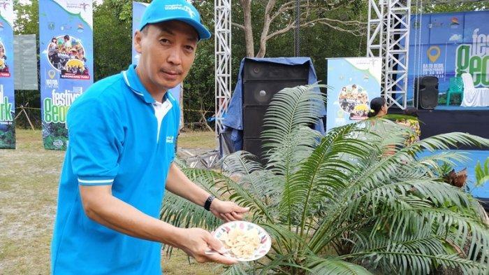 Di Belitung Makanan Dinosaurus Jadi Cemilan yang Lezat