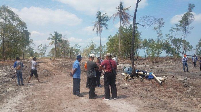 Pengrusakan Mangrove di Desa Pegantungan Bakal Dikenakan Denda dan Pulihkan Lahan, Bayar Pakai Dolar