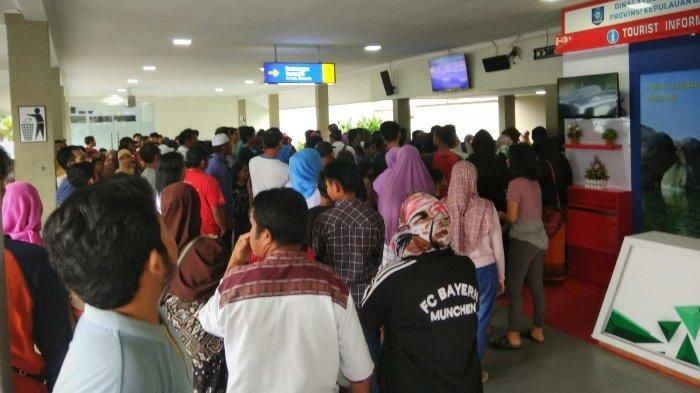 Saat Ini Jumlah Penerbangan ke Tanjungpandan 14 Flight, Saat Low Season Hanya Perlu 12 Flight